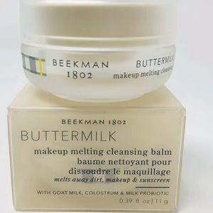 🦋6/$25 Beekman 1802 Makeup Melting Cleansing Balm